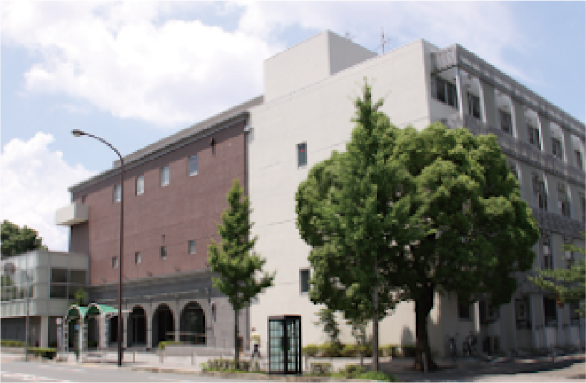 Kyoto University Institute for Advanced Study (KUIAS) Main Building