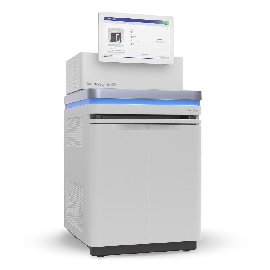 NovaSeq 6000 システム (Illumina)