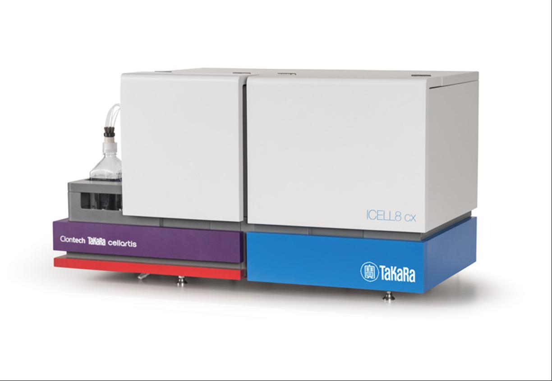 iCELL8® cx シングルセル自動調製システム (Takara Bio USA)