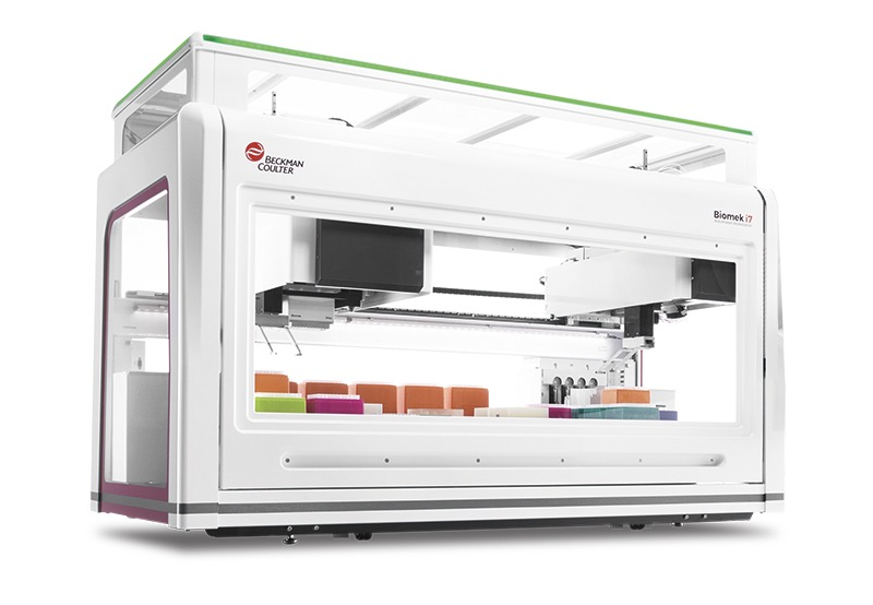 Biomek i7 Automated Workstation (Beckman Coulter)