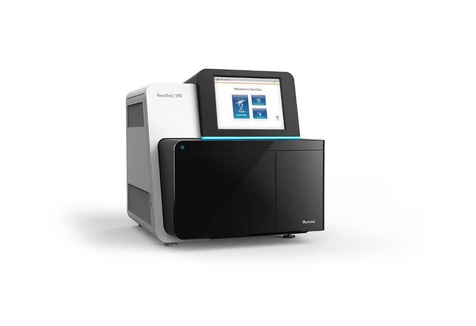 NextSeq 550 System (Illumina)