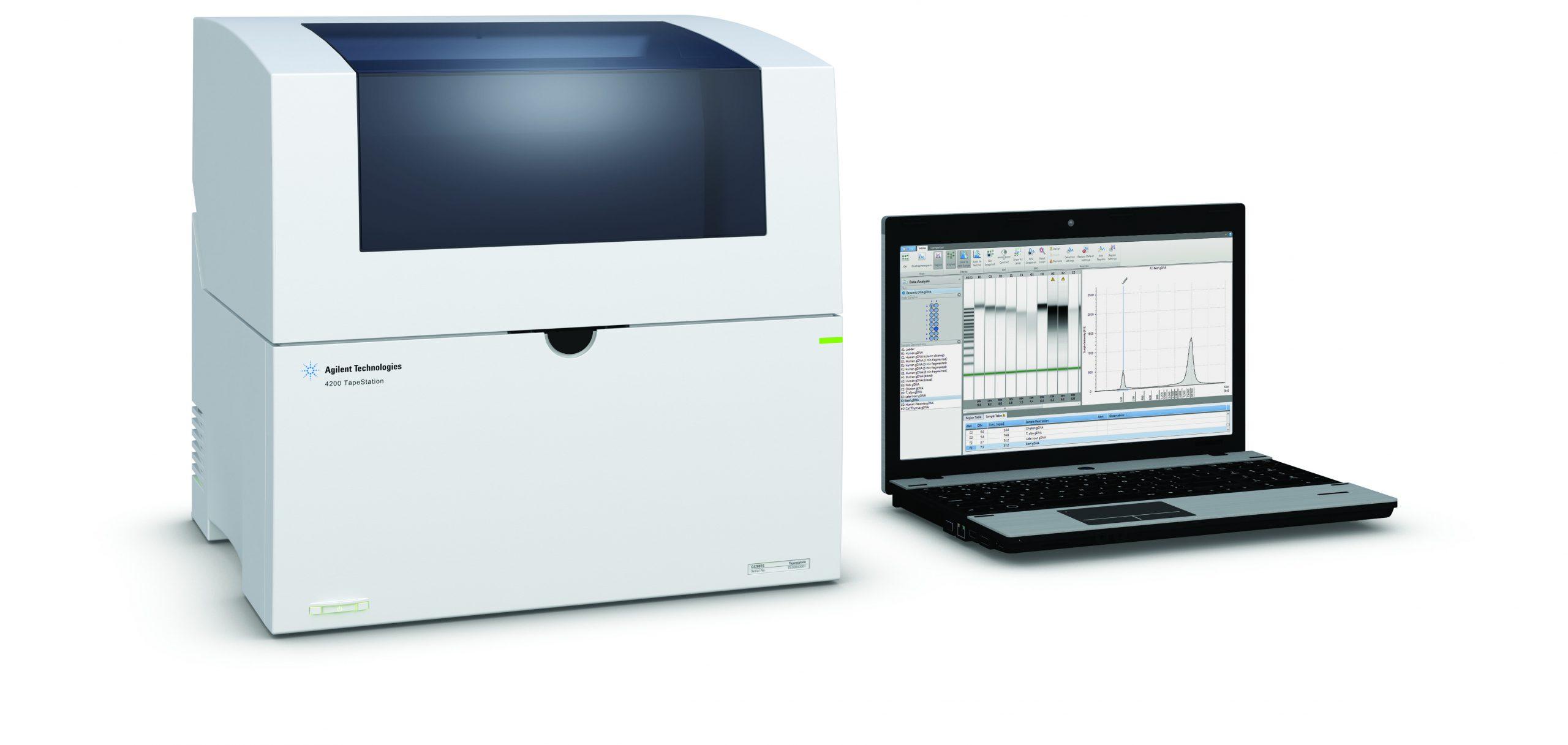 4200 TapeStationSystem (Agilent)
