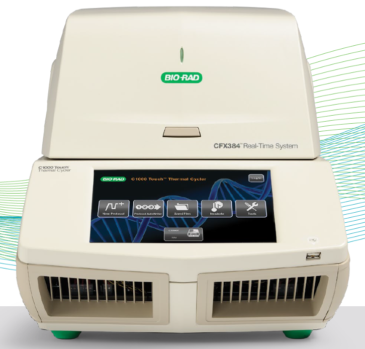 CFX384 Touch Real-Time PCR Detection System (Bio-Rad)