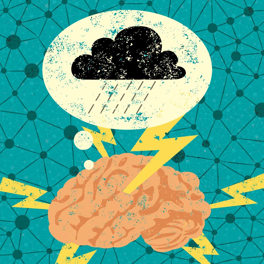 悲観的意思決定の大規模脳ネットワークに関する仮説を提唱