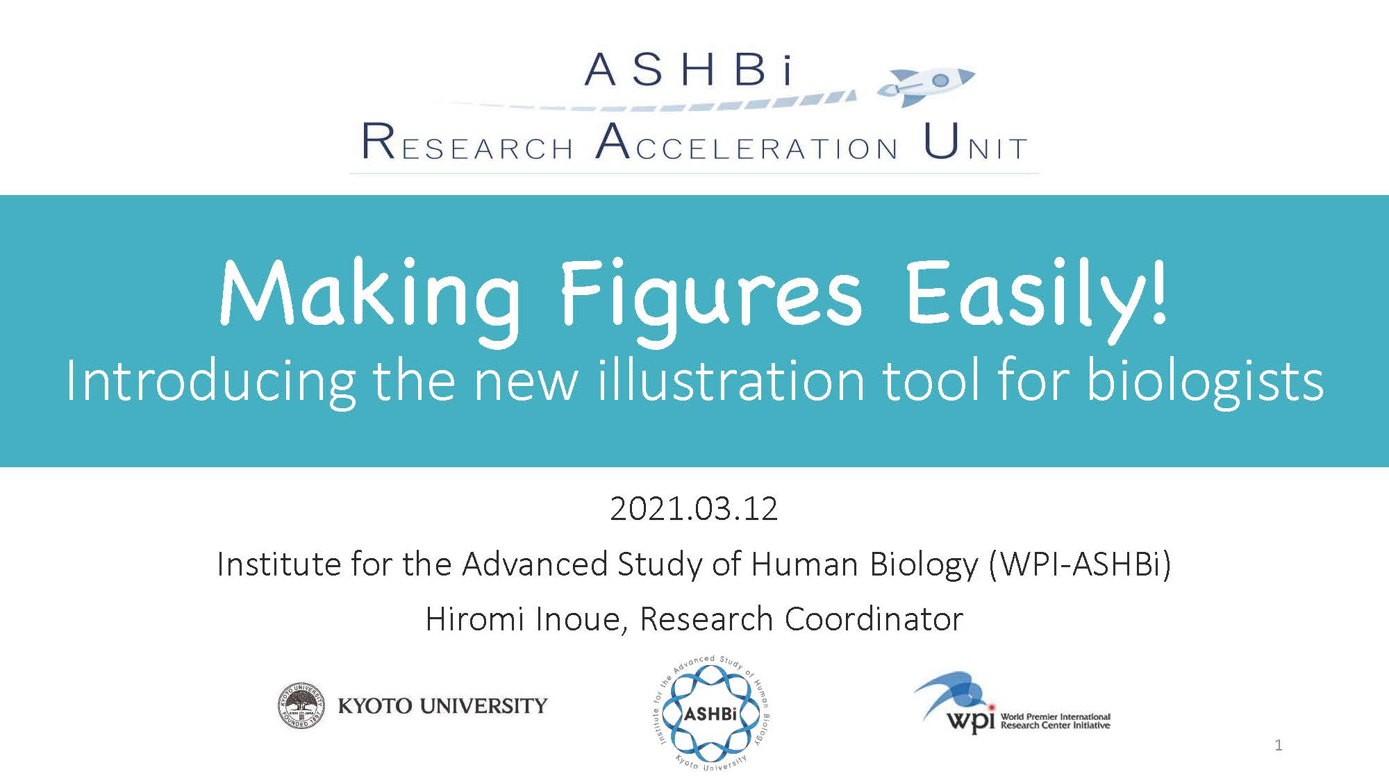 Research Tips Seminar slides 210312