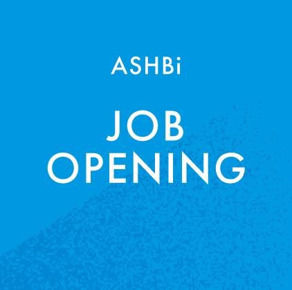 Finding jobs at ASHBi